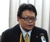 海道社会奉仕委員長