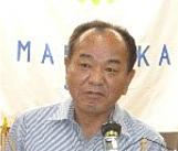 柿木奉仕プロジェクト委員長